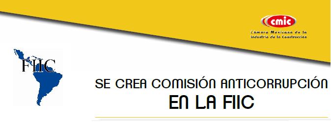 COMISIÓN FIIC ANTI-CORRUPCIÓN