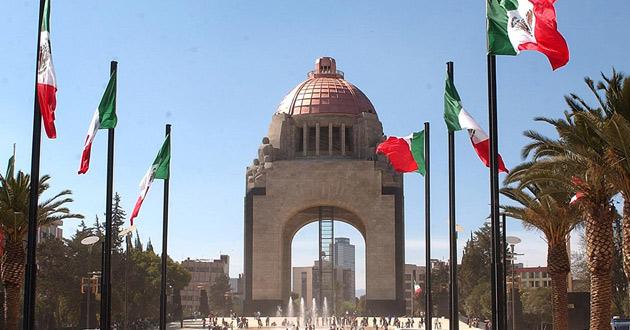 El Palacio que no fue, pero si un Monumento a la Revolución