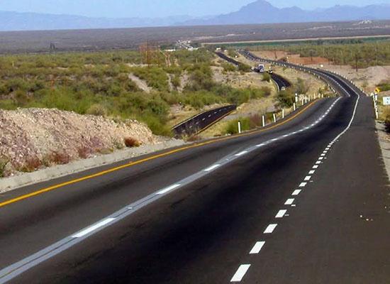 Se concluye con rescate de mil 799 km de carreteras estatales