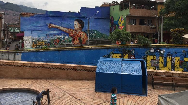 Medellín, laboratorio mundial sobre desarrollo urbano