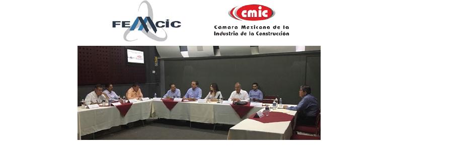 Primera Reunión Regional Sonorense del Sector Construcción: