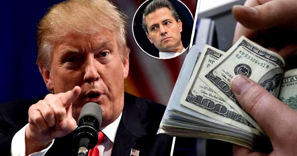 Trump mete a las mesas del TLCAN mejorar salarios en México… lo que aquí no hacen los políticos