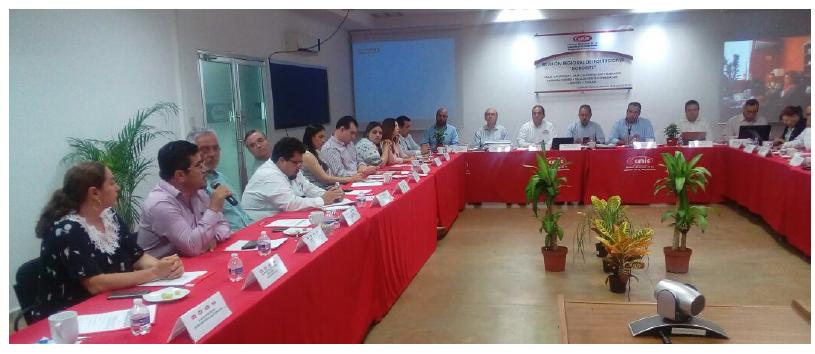 REUNIÓN REGIONAL NOROESTE DE INSTITUCIONES EN CULIACÁN, SINALOA