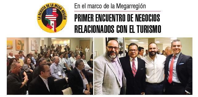 En el marco de la Megarregión  PRIMER ENCUENTRO DE NEGOCIOS RELACIONADOS CON EL TURISMO