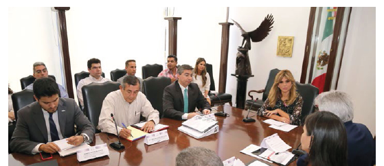DESTIERRO DE LA LENTITUD: GOBIERNO DE SONORA Y COFEMER FACILITANDO TRÁMITES PARA NUEVAS EMPRESAS