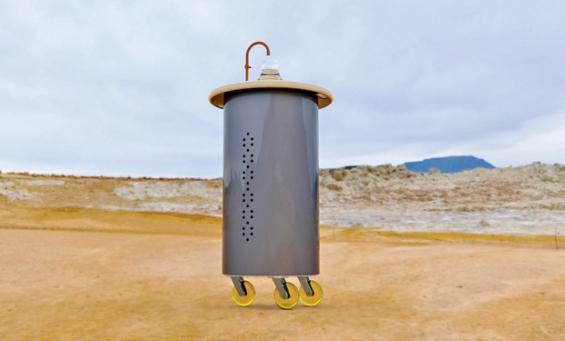 Chile: Crean una máquina convierte el aire en agua