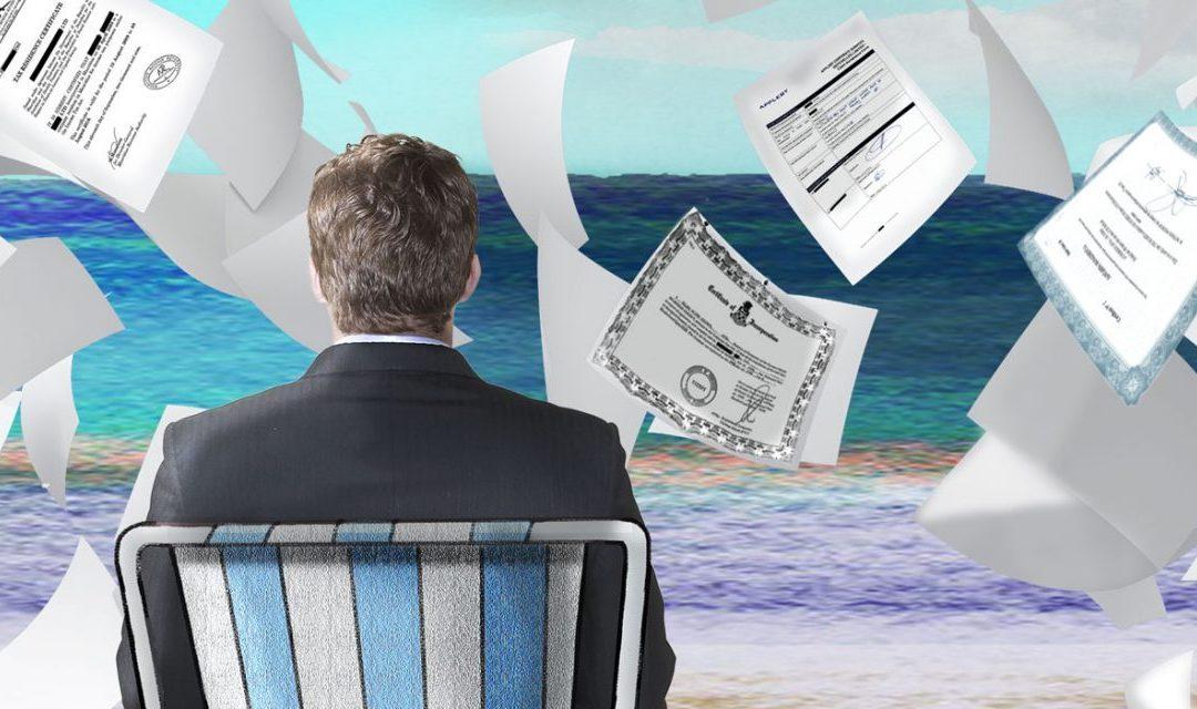 Paradise Papers: más políticos, empresas y artistas vinculados a paraísos fiscales