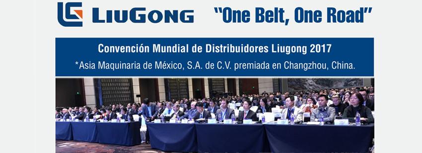 CONVENCIÓN MUNDIAL DE DISTRIBUIDORES LIUGONG 2017