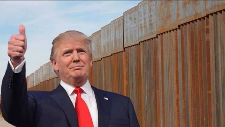 Trump quiere que México pague el muro por medio del TLC, reporta el WSJ