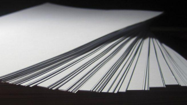 Llega el papel inteligente que puede borrarse y reutilizarse