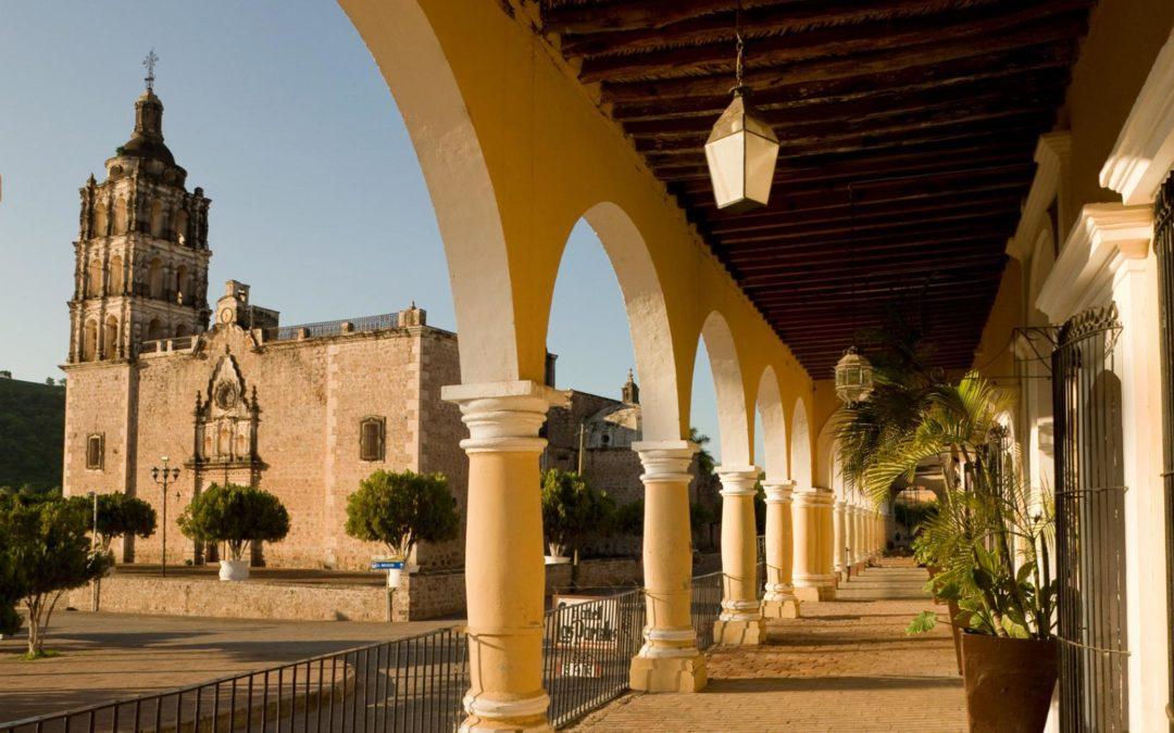 Alamos, Sonora, es uno de los Pueblos Mágicos predilectos de turistas