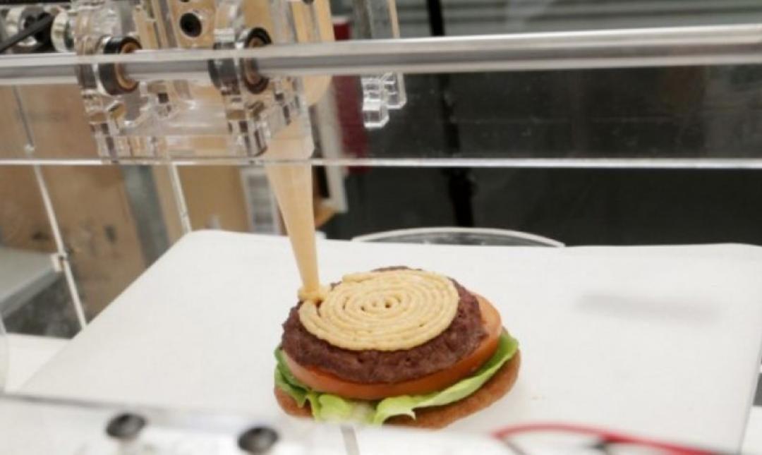 Desarrollan en México impresora 3D capaz de generar alimentos comestibles