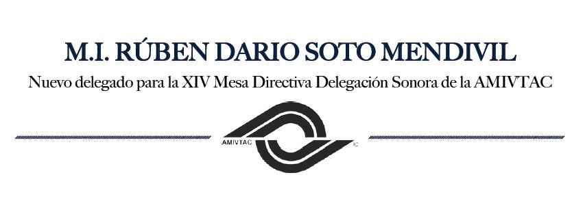 M.I. RÚBEN DARIO SOTO MENDIVIL